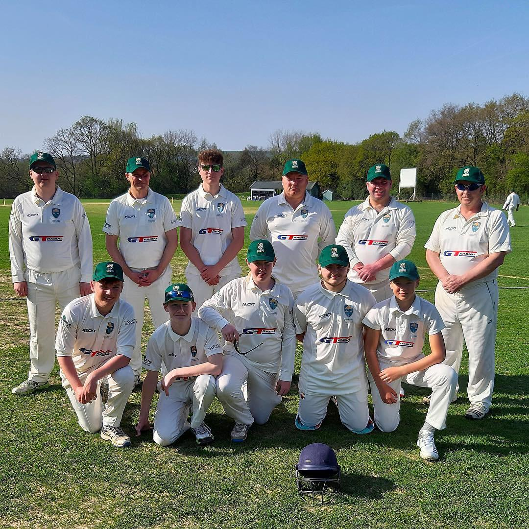 Inaugural Matchday as UKFast Cheshire Cricket League Commences