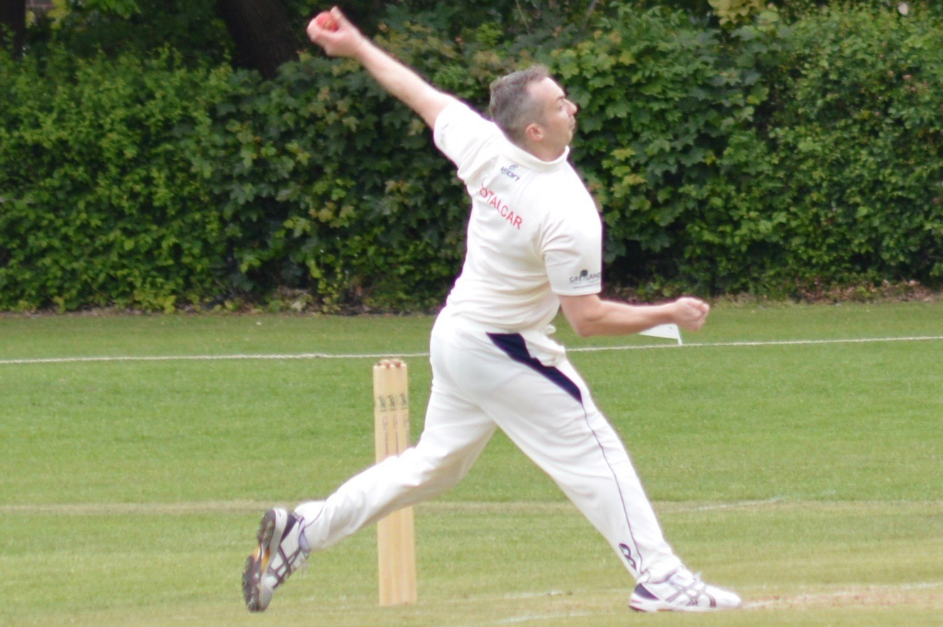 Oldfield Lifts 1stXI to Dramatic Win in Festival Atmosphere