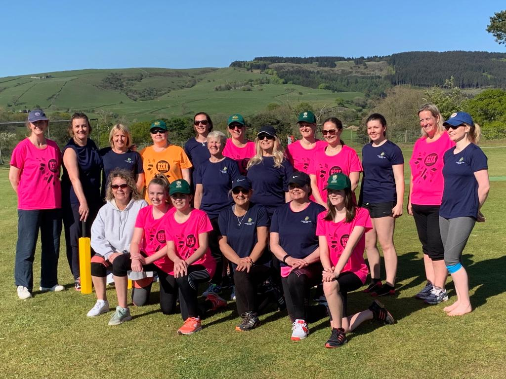 NECCC Ladies Kick Off Inaugural Campaign at Langley