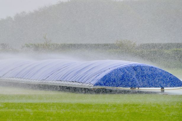 4thXI Suffer Baptism of Fire at Didsbury as Weather Wipes Out Saturday Cricket