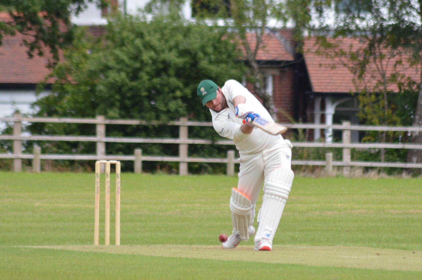 Wickets Dry Up at Barnton for 1stXI, While Table Topping Twos Left Watching On for a Third Time