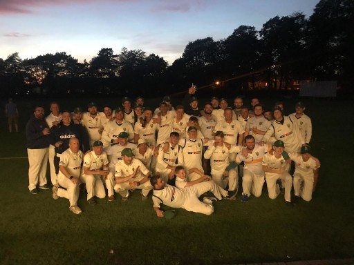 Make Mine a Double: 2ndXI Crowned Champs & Summer '19 Seen Off in Style