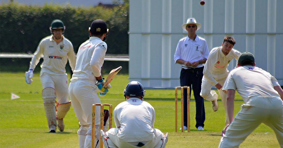 Cheadle Put 1stXI in a Spin
