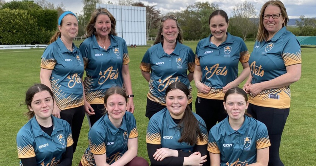 Women & Girls Open League Campaign with Victory