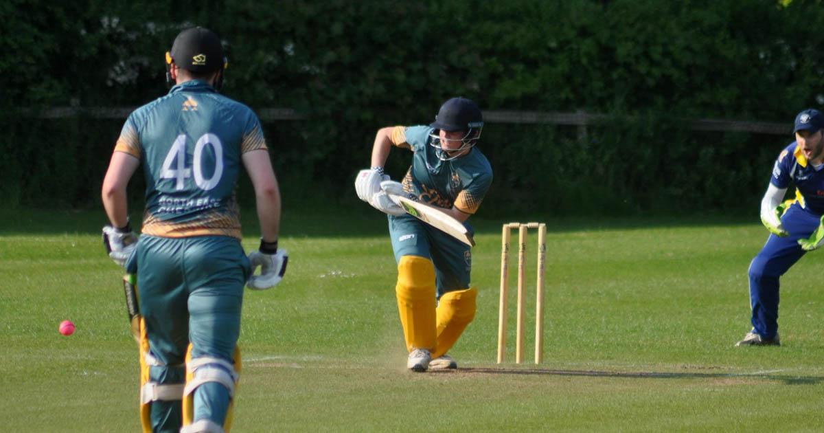 Gould and Oswell Strike Twenty20 Fifties