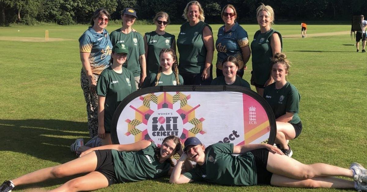 Women & Girls Shine in Sunny Stockport
